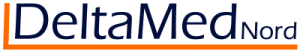 Deltamed Nord Logo